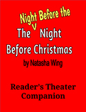 The Night Before the Night Before Christmas -  Reader's Th
