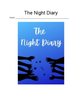 The Night Diary- Chapter-by-Chapter Comprehension Questions