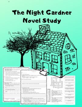 The Night Gardener {State Book Award!}