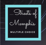 The Night I Won the Right To the Streets of Memphis Multip