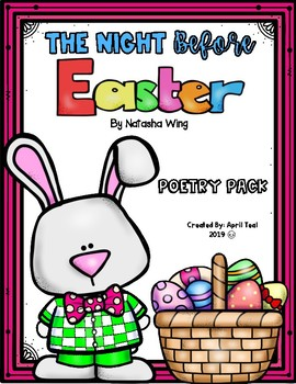 The Night before Easter: 2nd Grade Poem Pack
