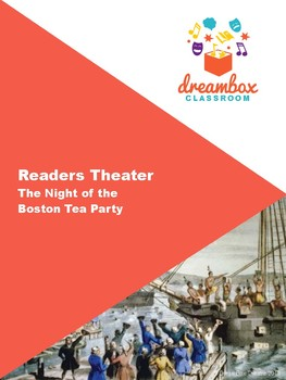 The Night of the Boston Tea Party (Revolutionary War events)- Readers Theatre