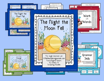 The Night the Moon Fell - Reading Street, 2nd Grade, 2013