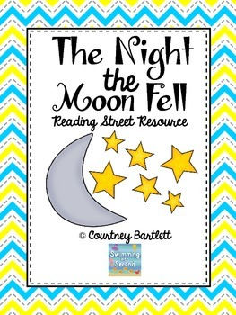 """""""The Night the Moon Fell"""" (Reading Street Resource)"""