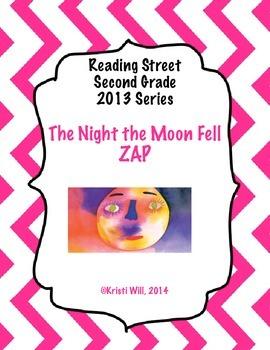 The Night the Moon Fell ZAP
