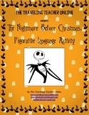 The Nightmare Before Christmas© Figurative Language Activity