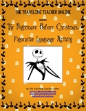 The Nightmare Before Christmas© Figurative Language Activity