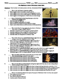 The Nightmare before Christmas Film (1993) 20-Question Multiple Choice Quiz