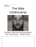 The Nike Colin Kaepernick Controversy