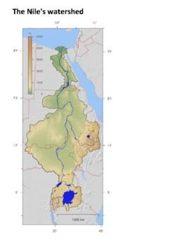 The Nile River Handout
