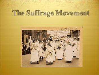 The Nineteenth Amendment Overview