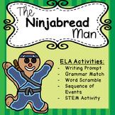 The Ninjabread Man - ELA Task Cards