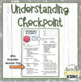 The Nitrogen Cycle Squiggle Sheets & Understanding Checkpoint