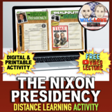 The Nixon Presidency Activity