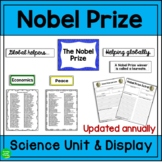 Science Bulletin Board Nobel Prize