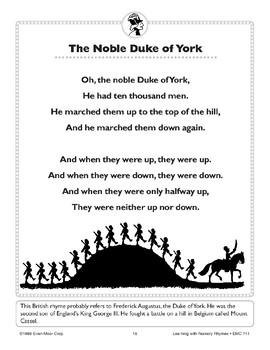 The Noble Duke of York