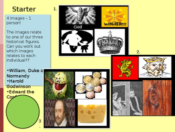 The Norman Conquest Unit of Work (10 lessons)