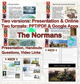 The Middle Ages: The Normans