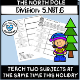 The North Pole Activity Christmas Division With Remainders 5.NBT.6