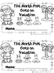 The North Pole Goes on Vacation  (A Sight Word Reader and Teacher Lap Book)