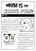 The North Pole Worksheets