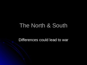 The North & South