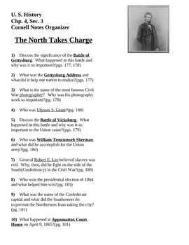The North Takes Charge-Chp.4,Sec.3