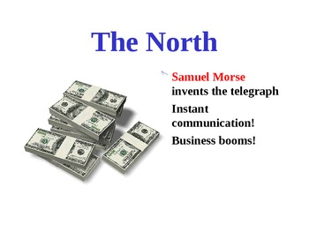 The North and South PPT