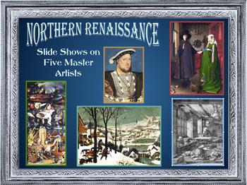 Northern Renaissance Powerpoint Worksheets & Teaching