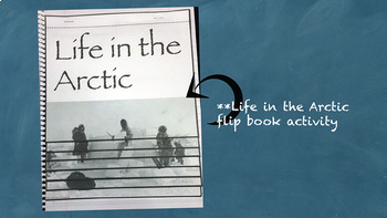 The Northwest and Arctic Region Interactive Notebook
