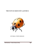The Not So Grouchy Lady Bug,Quick and Easy Printable Art Craft