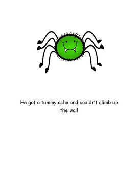 The Not So Itsy Spider