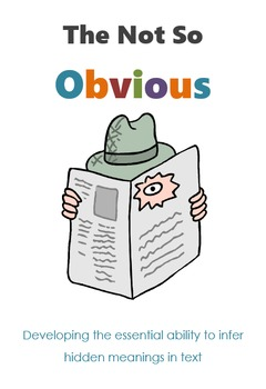 The Not So Obvious - Easy Inferential Comprehension