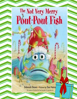 The Not Very Merry Pout-Pout Fish -- A Christmas Reader's Theater