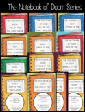 The Notebook of Doom Comprehension Questions Bundle