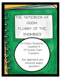 The Notebook of Doom: Flurry of the Snombies (Book 7)