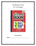 The Notebook of Doom Rise of the Balloon Goons Novel Study