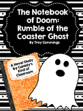 The Notebook of Doom: Rumble of the Coaster Ghost Novel Study