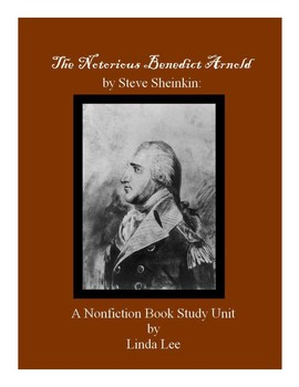 The Notorious Benedict Arnold by Steve Sheinkin:  A Nonfic