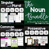 The Noun Bundle: (Proper Nouns, Plural Nouns, and Possessi