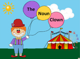 The Noun Clown Flipchart