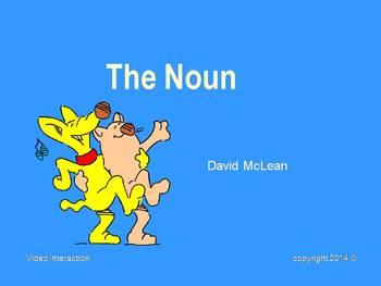 The Noun - the grammar series