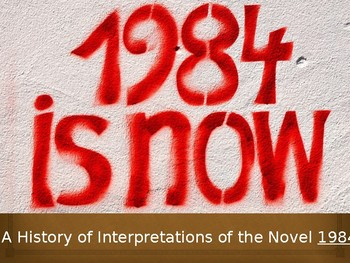 The Novel 1984 - As Used in American Politics - George Orwell