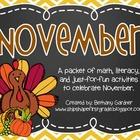 The November Packet