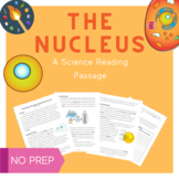 The Nucleus: A Science Reading Passage