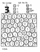 The Number Is...SUBTRACTION (a roll and color game)
