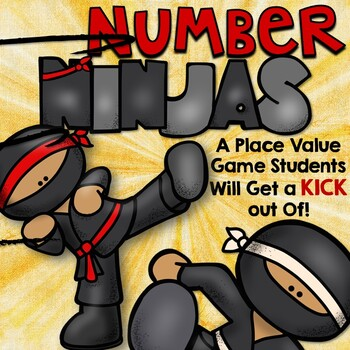 A Place Value Game for 4, 5, and 6 Digit Numbers