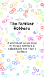 The Number Robbers
