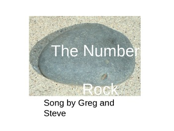 The Number Rock Powerpoint - Greg & Steve