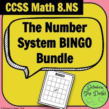 The Number System BINGO Bundle
